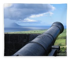 St.kitts Nevis - On Guard Fleece Blanket