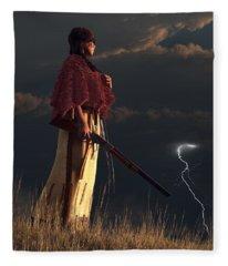 Stormwatcher Fleece Blanket