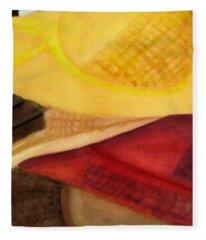 Stylish Fleece Blanket