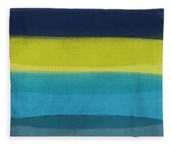 Surf Fleece Blankets