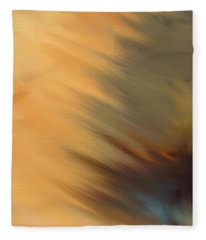 Sun Flare Fleece Blanket