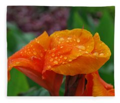 Sunshine From Within Fleece Blanket