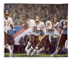 Superbowl Xii Fleece Blanket