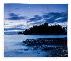 Superior Morning Fleece Blanket