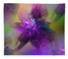 Sutra Turbine Fleece Blanket