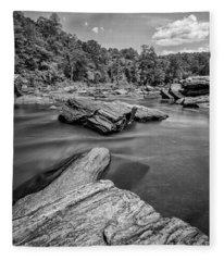 Sweetwater Creek II Fleece Blanket