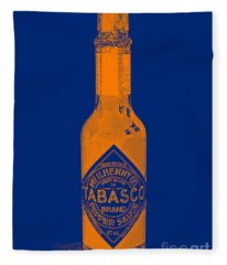 Tabasco Sauce 20130402grd2 Fleece Blanket