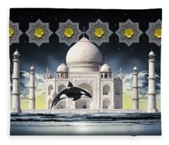 Taj Fleece Blanket