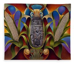 Tapestry Of Gods Fleece Blanket