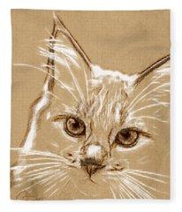 Tenderness Fleece Blanket