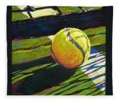 Tennis Fleece Blankets