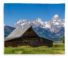 Teton Summer Fleece Blanket