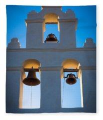 Texas Mission Fleece Blanket