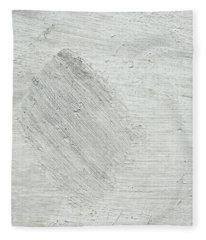 Textured Stone Background Fleece Blanket