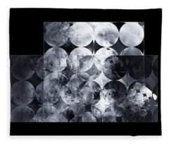 The 13th Dimension Fleece Blanket