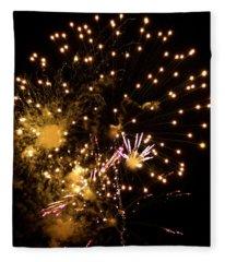 The 4th Of July 2013 Fleece Blanket