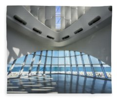 The Art Of Art Fleece Blanket