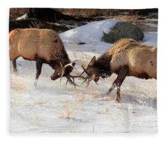 The Battle Fleece Blanket