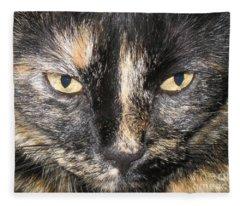 The Beauty Mau Fleece Blanket