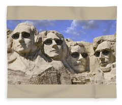 The Boys Of Summer 2 Panoramic Fleece Blanket