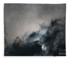 The Breathe Of New Hope Fleece Blanket