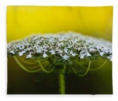 The Bright Side Of Life Fleece Blanket