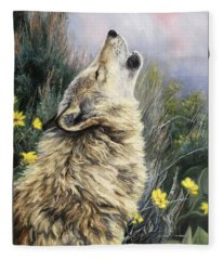 The Call Fleece Blanket