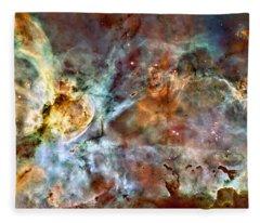 Nebula Fleece Blankets