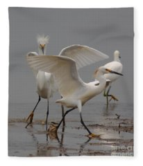 The Chase Fleece Blanket