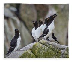 The Chorus Line Fleece Blanket