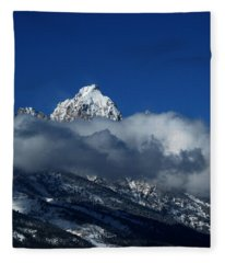 The Clearing Storm Fleece Blanket