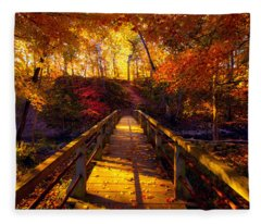 The Crossing Fleece Blanket