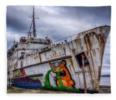 The Duke Of Lancaster Fleece Blanket