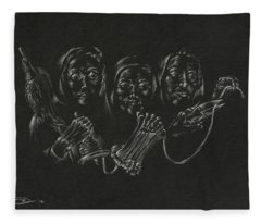 The Fates Fleece Blanket
