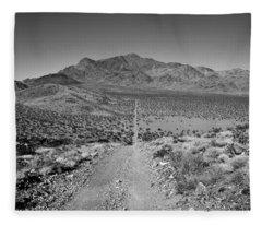 The Forever Road Fleece Blanket