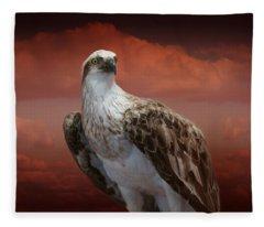 The Glory Fleece Blanket