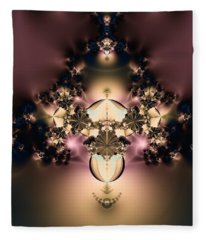 The Glow Within Fleece Blanket