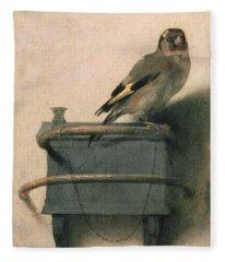 Ornithology Fleece Blankets
