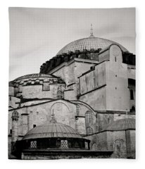 The Hagia Sophia Fleece Blanket