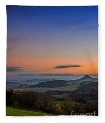 The Hegauview Fleece Blanket