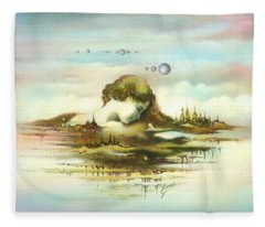 The Island Fleece Blanket