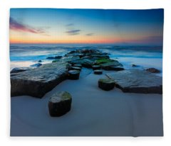 The Jetty Fleece Blanket