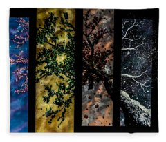 The Journey Fleece Blanket