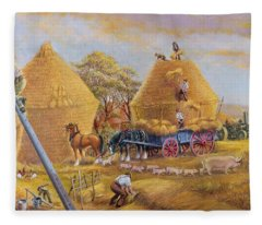 The Last Load Fleece Blanket
