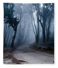 The Last Road Fleece Blanket