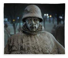 The Lead Scout Fleece Blanket