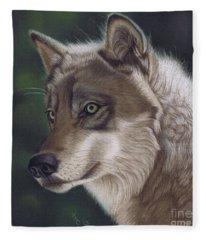 The Look Out Fleece Blanket