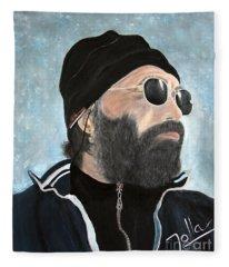 The Man Who Stole My Heart.. Fleece Blanket