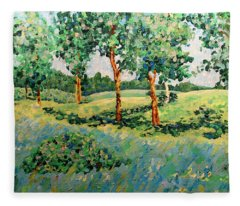 The Meadow Fleece Blanket