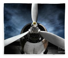 The Mission Fleece Blanket